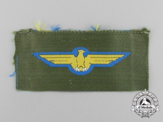A Second War Japanese Observer's Wing