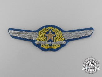 A Second War Japanese Naval Pilot Wing