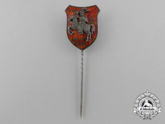 A High Quality 1781-1916 Lithuanian First War Patriotic Stickpin