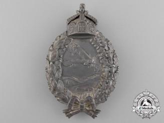 A Prussian Pilot's Badge; Type 4 by C. E. Juncker of Berlin