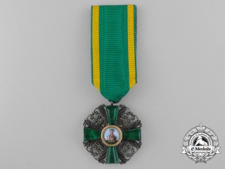 An Order of the Lion of Zahringen, Knight 2nd Class