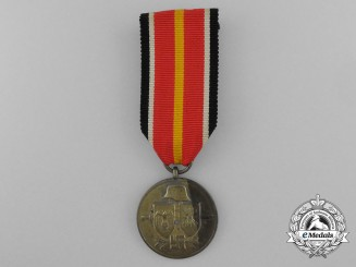 "A Spanish Volunteers in Russia ""Blue Division"" Commemorative Medal"