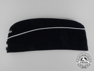 A German Labour Front (DAF = Deutsche Arbeitsfront) Officer's Side Cap