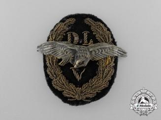 Germany, DLV. An Air Sports Association Cap Badge