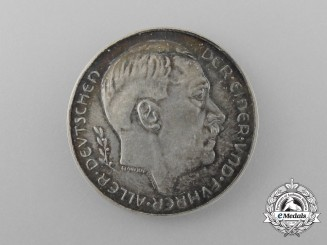 "A ""The Great German Empire has Emerged"" A.H. Commemorative Medal in Silver"