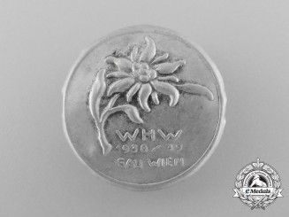 A 1938/39 Vienna Winter Aid of the German People Badge