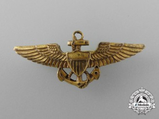 United States. A Naval Aviator Wing, Reduced Size, by Amcraft