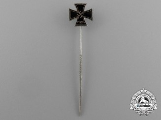 An Iron Cross 1939 Miniature Stick Pin