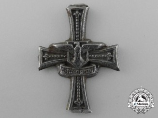 A Stalingrad Cross Shoulder Board Insignia for the 134th Infantry Regiment