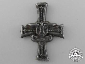 A Stalingrad Cross Shoulder Board Insignia for the 134th Infantry Regiment
