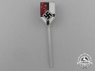 A RKB Reichs Colonial League Membership Stick Pin