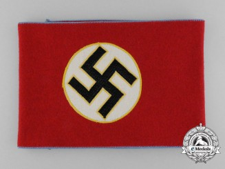 Germany, NSDAP. An Ortsgruppe Level Anwärter Armband