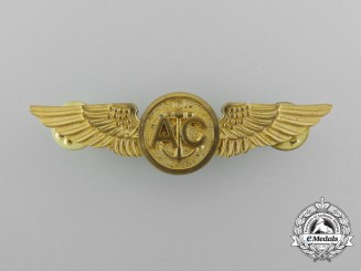 An American Navy Air Crew Badge by N.S.Meyer
