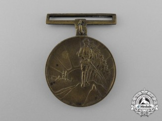 A Latvian Liberation War 10th Anniversary Participants Medal, 1918-1928