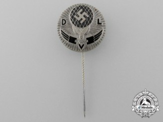 A German Air Sports Association Balloon Pilot Stick Pin