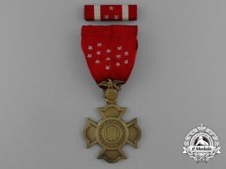An American Marine Corps Brevet Medal