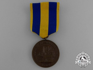 An American Navy Spanish Campaign Medal 1898