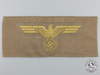 A Kriegsmarine EM/NCO's Tropical Breast Eagle