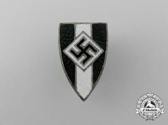 A Rare Austrian - Styrian Deutsche Jugend (DJ) Membership Badge