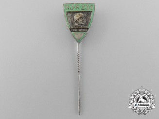 A German Langemarck First War Infantry Veteran Stick Pin