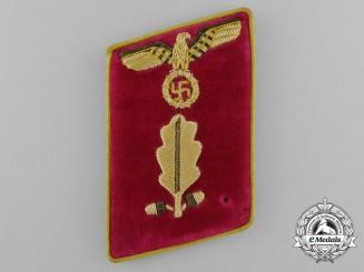 A Reich Level Abschnittsleiter Collar Tab