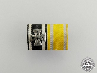A First War German Friedrich August War Medal Ribbon Bar