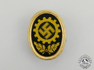 Germany. A Third Reich Period DAF (German Labour Front) Cap Badge