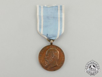 A Bavarian Prinz Luitpold 25-Year Loyal Long Service Medal