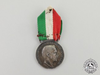 Italy, Kingdom. A Medal for the Italian - Turkish War 1911-1912