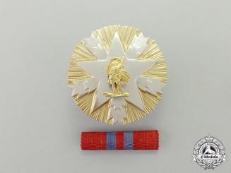 Yugoslavia, Republic. An Order of the Meritorious Service to the Nation