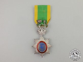 An Annam Order of the Dragon of Annam, Knight