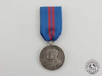 A British Delhi Durbar Medal 1911, Silver Grade, to Corporal A. Killeen, Manchester Regiment