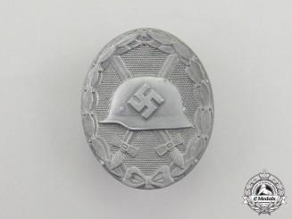 A Second War German Silver Grade Wound Badge by Steinhauer & Lück of Lüdenscheid