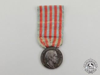 Italy. A 1912-13 Italian Libya Campaign Medal