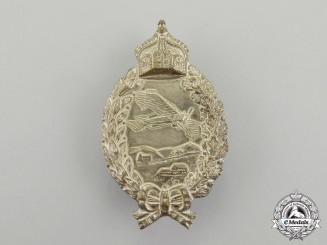 A First War German Imperial Prussian Pilot's Badge