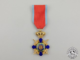 Romania. An Order of the Star with Swords 1932-1947