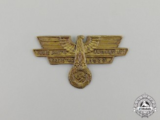 A 1939 Danzig District Council Day Badge