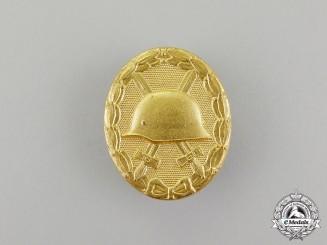 A German Wound Badge Gold Grade, 1957 Version