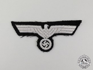 Germany. An EM/NCO's Panzer Breast Eagle