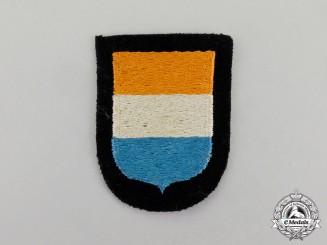 Germany. A Waffen-SS Dutch Volunteer Sleeve Shield