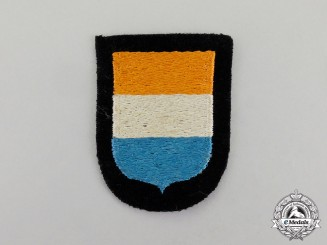 Germany. A Waffen-SS Dutch Volunteer Sleeve Shield
