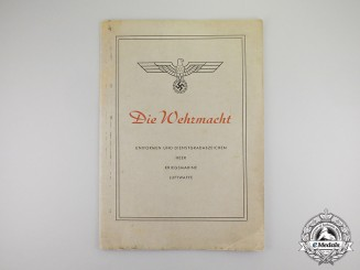 A Wartime Guide to Insignia of the Wehrmacht with Croatian Translations