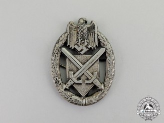 Germany. A Wehrmacht Heer (Army) Marksmanship Lanyard Badge