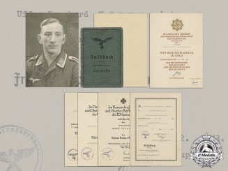 An Extensive Document Collection to Reconnaissance Pilot Bernhard Kämmerling (DKiG)