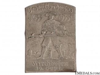 Defence of Kirchhofen 300th Anniversary Tinnie