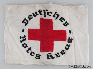 Deutsches Rotes Kreuz Combat Medic Armband