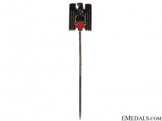 DRK Red Cross Membership Stickpin