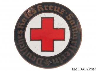 DRK Samaritan's Service Badge