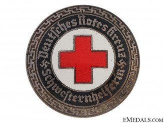 DRK Senior Helper's Service Badge