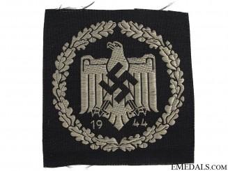DRL Proficiency Badge in Cloth